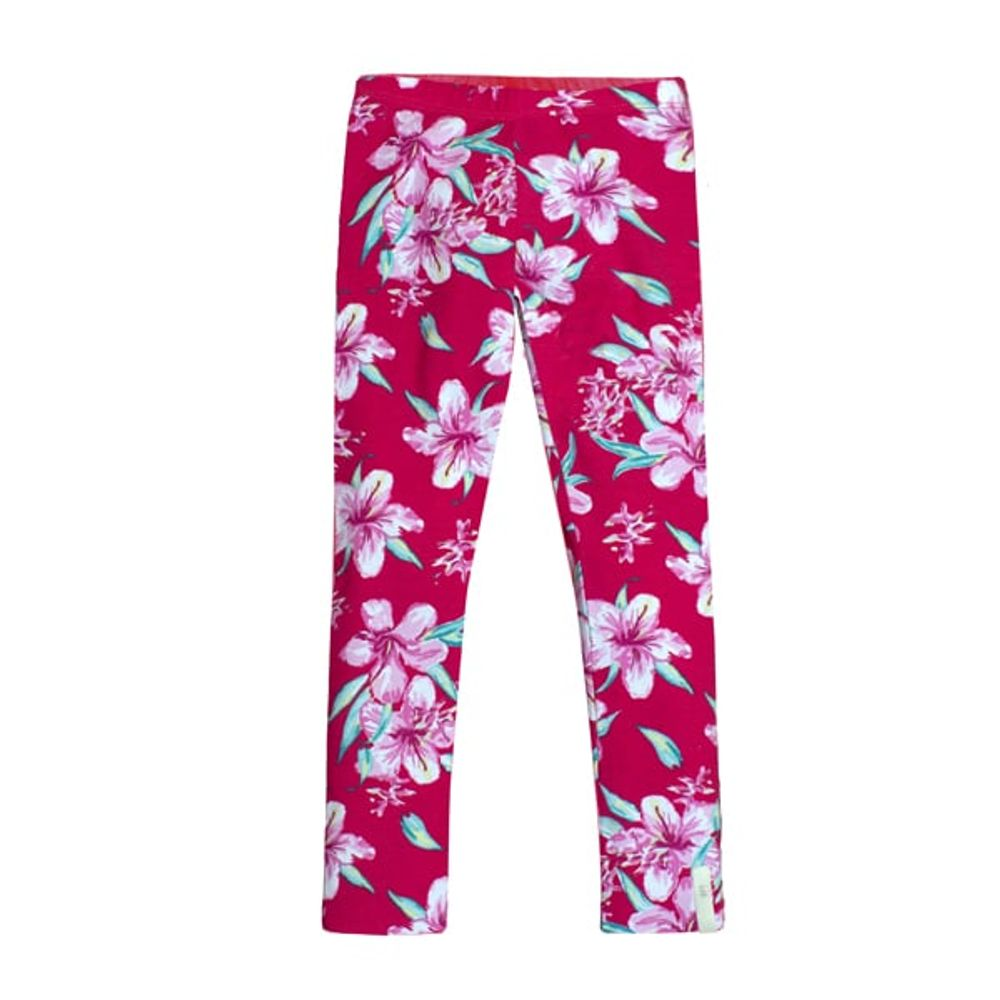 "Legging-estampadas-""Flores-tropical"""