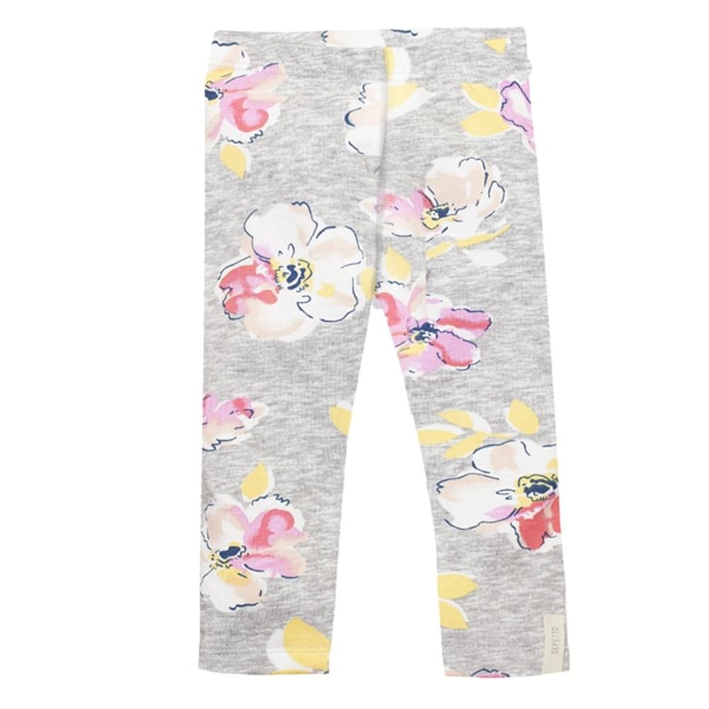Leggings-largas-estampadas--Flores-
