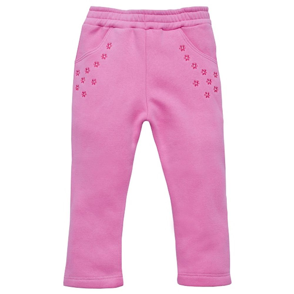 Pantalon-frisa-con-bordado--Flores-