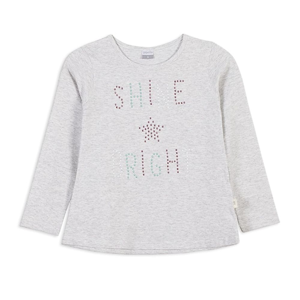 "Remera-con-apliques-""Shine-bright"""