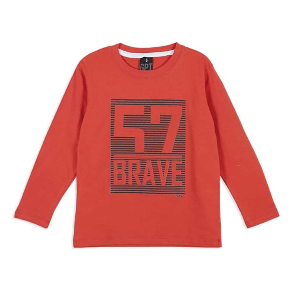 Remera-con-estampa-relieve--Brave-