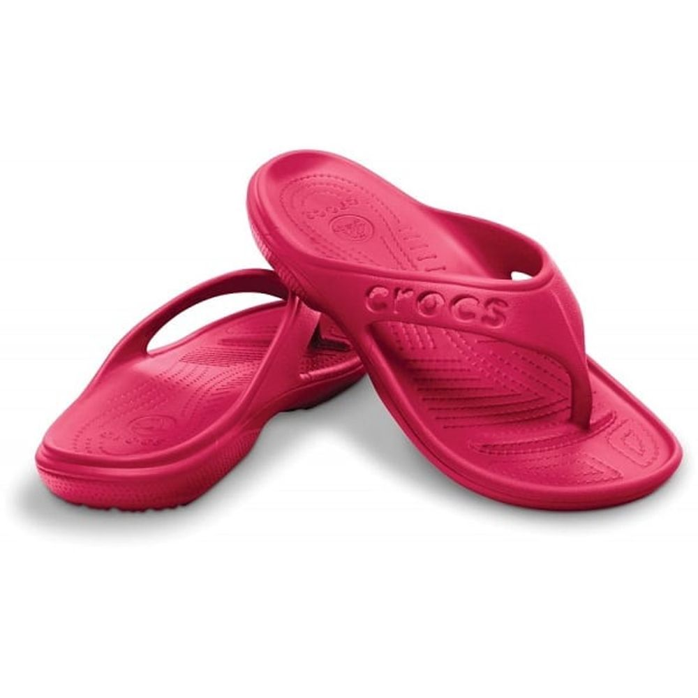 crocs-baya-flip-kids-raspberry