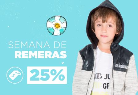 Slide Mobile Remeras 25%