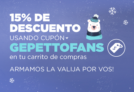 Cupon Gepettofans mobile