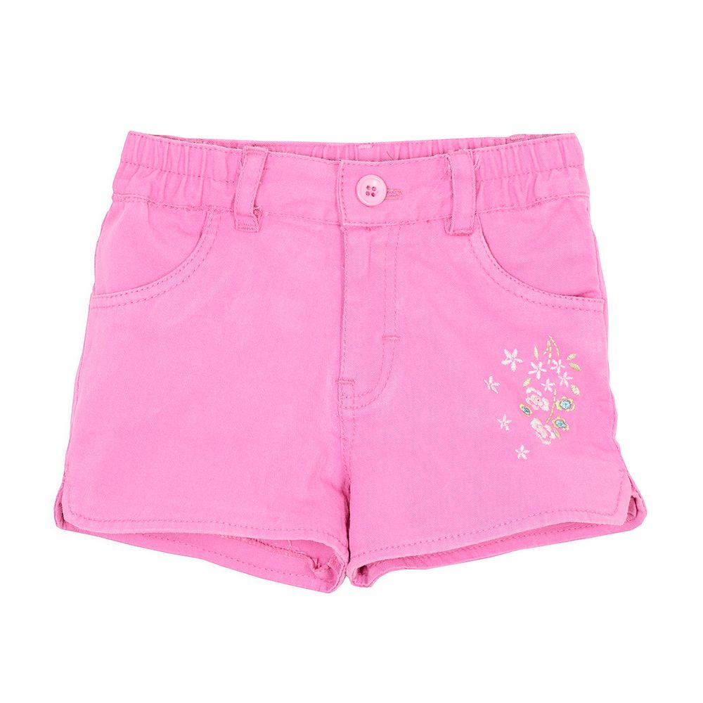 SHORT--COLOR-C-BORDADO---FLORES-