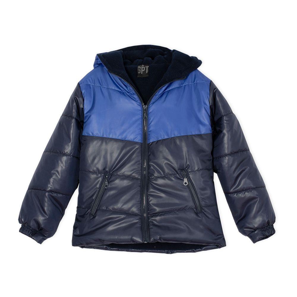 d7835fdfc Campera abrigo comb.forrada con micropolar